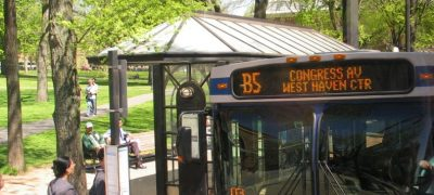 First Full-Sized Automated Buses to Operate in Connecticut in a U.S. first