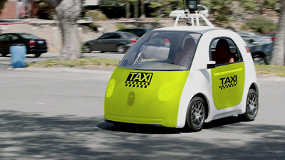 The Intersection Between Self-Driving Cars and Electric Cars