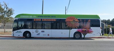 Western And Northeast States Set Ambitious Goal For Electric Buses, Vans And Rigs