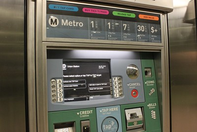 Metrolink Adds 133 Ticket Machines Designed To Help Riders With Disabilities
