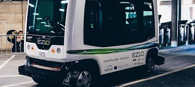 First Self-Driving Vehicle to Launch in VA