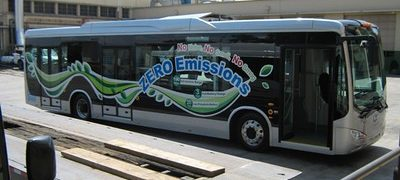 Capital Metro Electric Buses Running Longer Than Predicted, Cutting Emissions