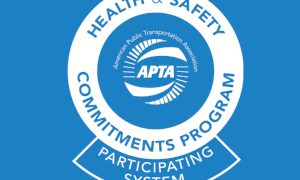 More Than 100 Agencies Have Signed on to APTA's 'Health and Safety Commitments' Program
