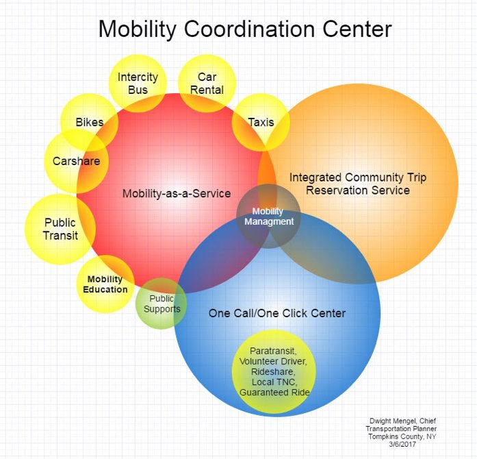 Mobility as a Service: Now and in the Future
