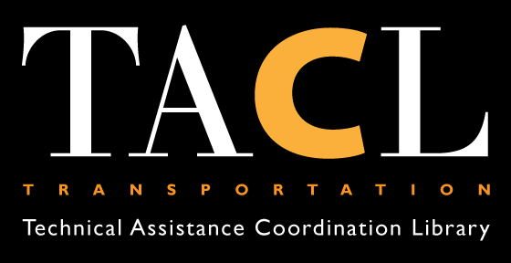 Partner Resource: Transportation Technical Assistance Coordination Library