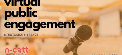 Virtual Public Engagement: Strategies and Trends