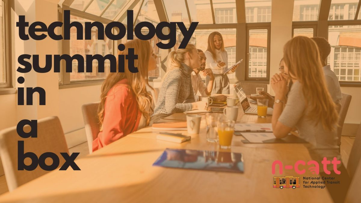 Technology Summit in a Box
