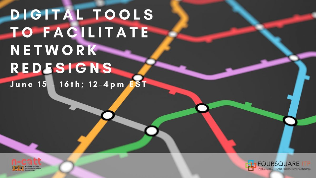 Digital Tools to Facilitate System Redesigns Workshop
