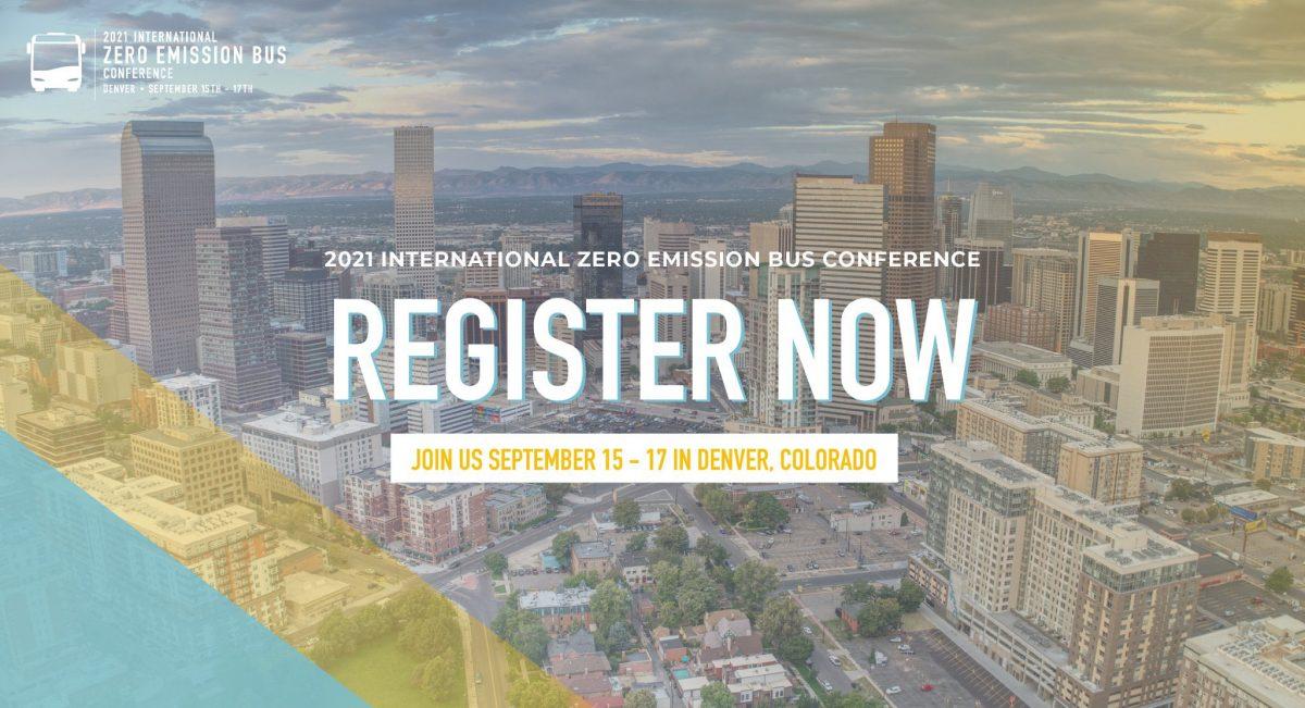 2021 International Zero Emission Bus Conference